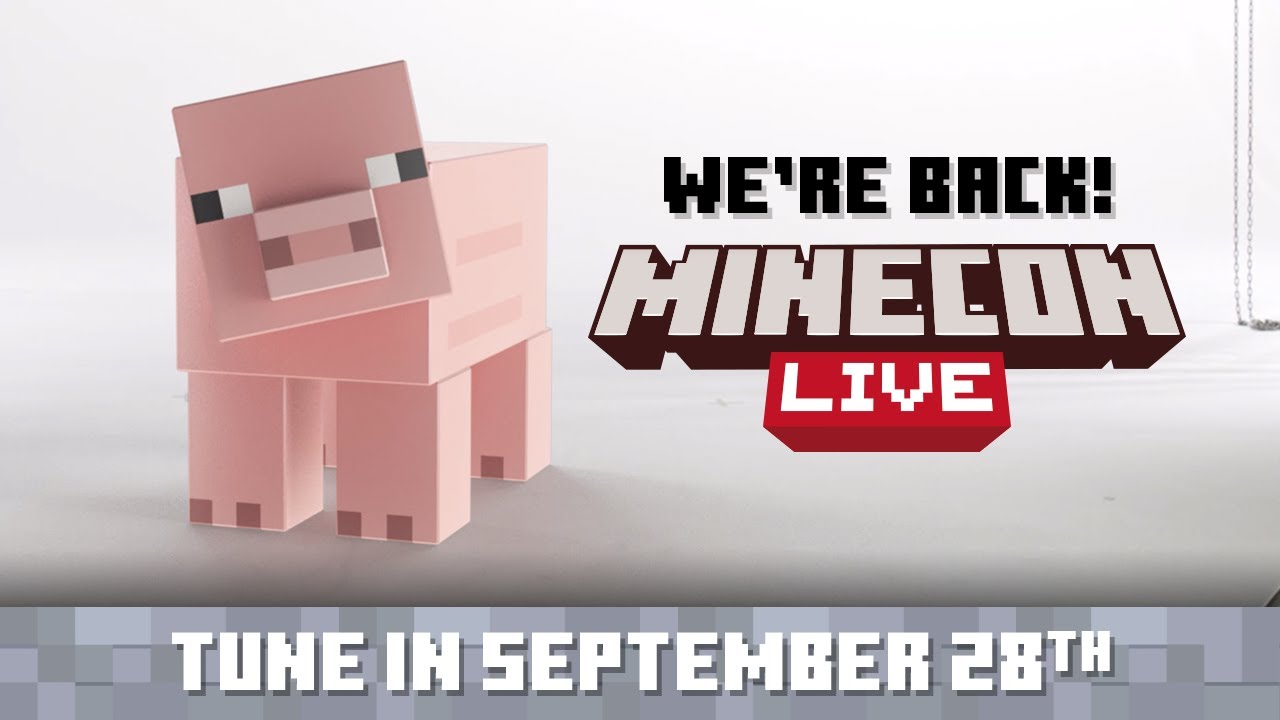 Minecon Live 2019 - Here's What To Expect | Player One