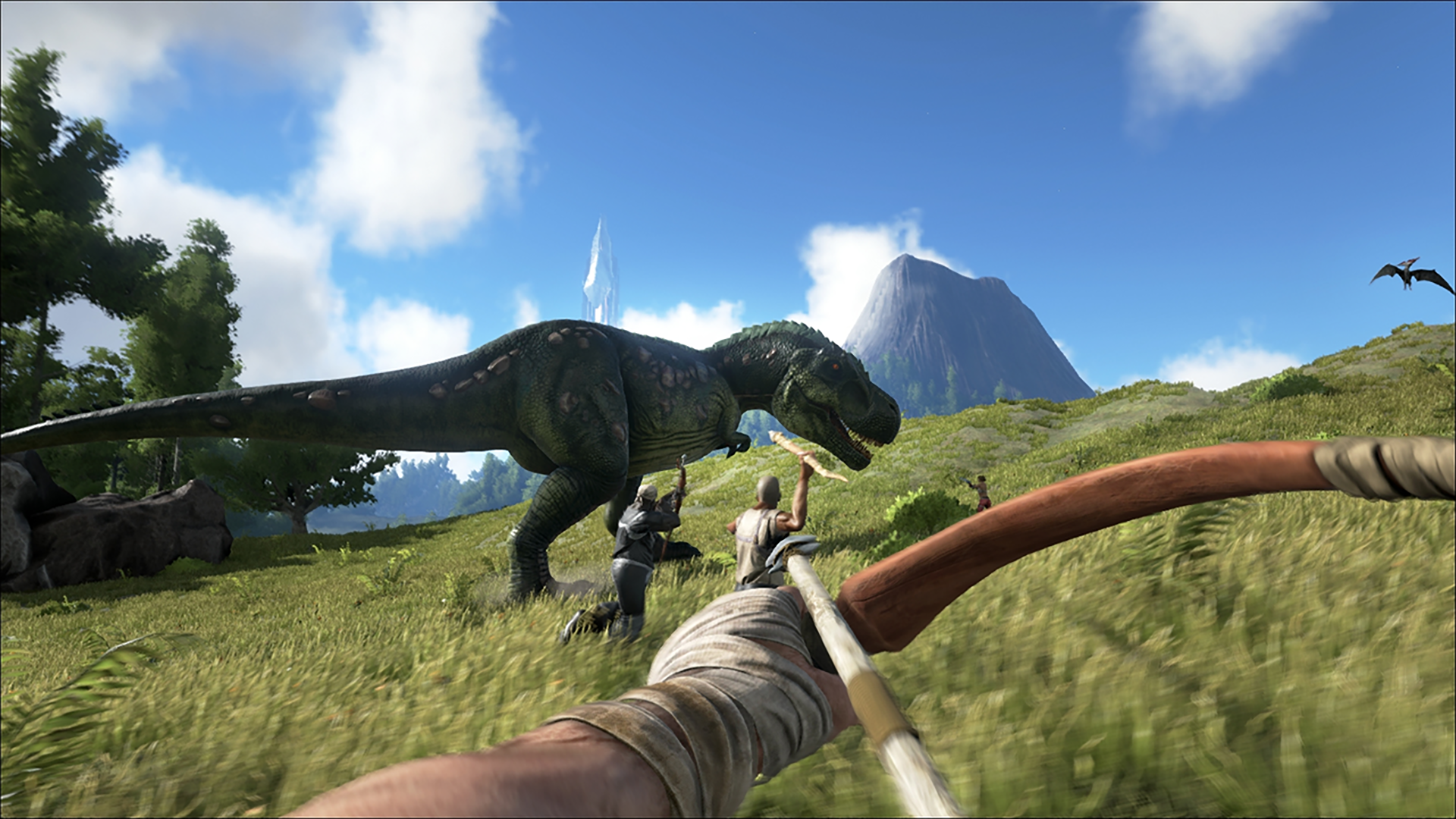 Ark Survival Evolved July 30 Update Brings Balancing Changes To Nine Creatures Player One Submitted 4 years ago by exunious. ark survival evolved july 30 update