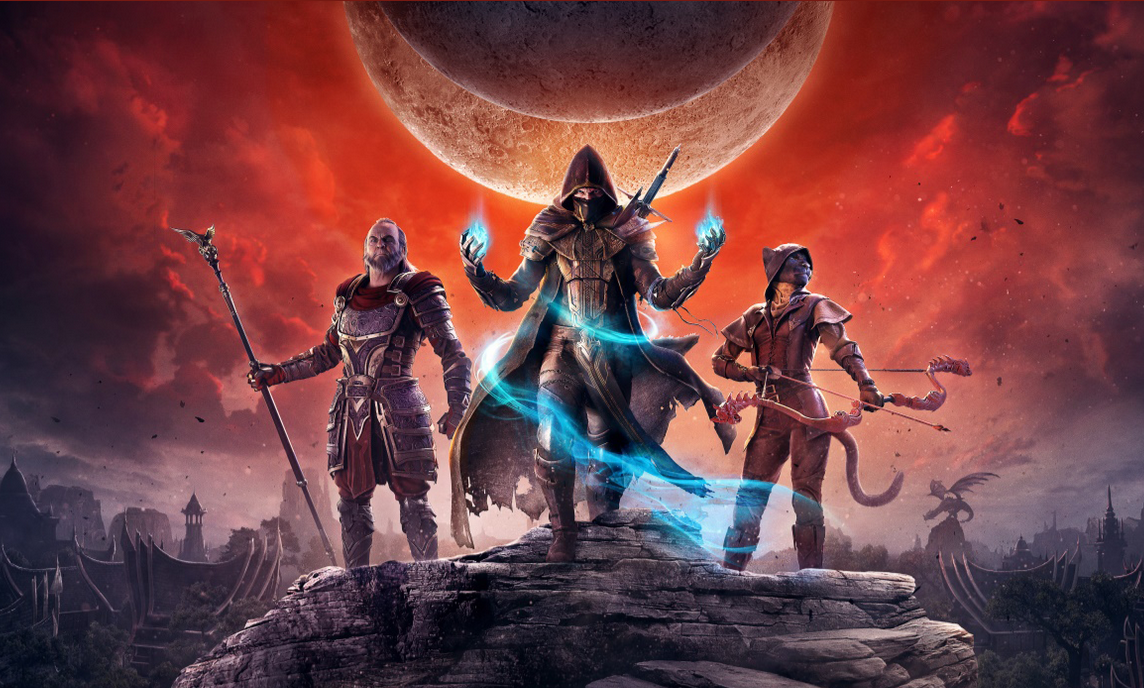 The Elder Scrolls Online - Elsweyr And Update 22 Now Live