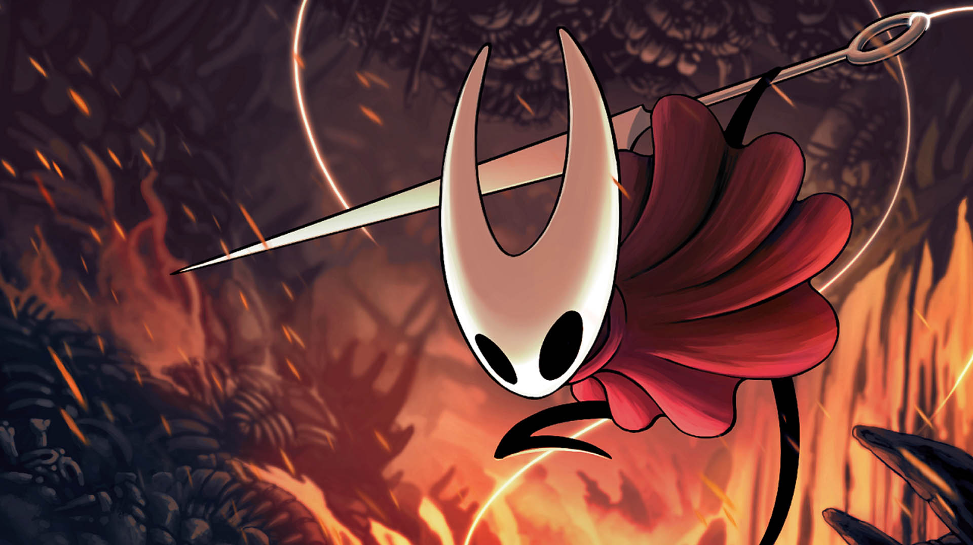 Hollow Knight Silksong 20 Minutes Of Gameplay Footage From Nintendos Treehouse Presentation Player One