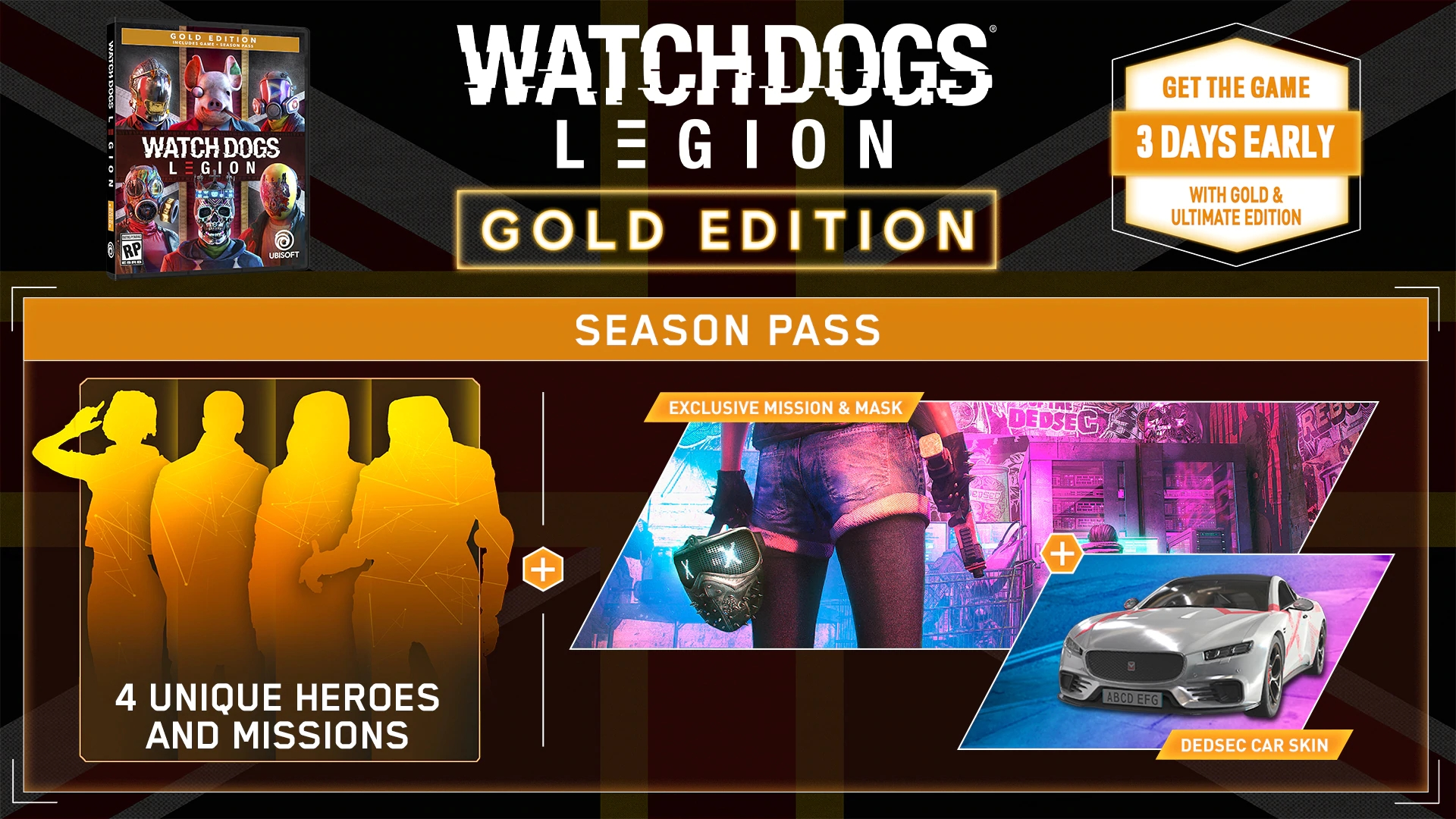 Best Professions For Legion Gold 2020 Watch Dogs: Legion – What Edition Should I Get? | Player.One