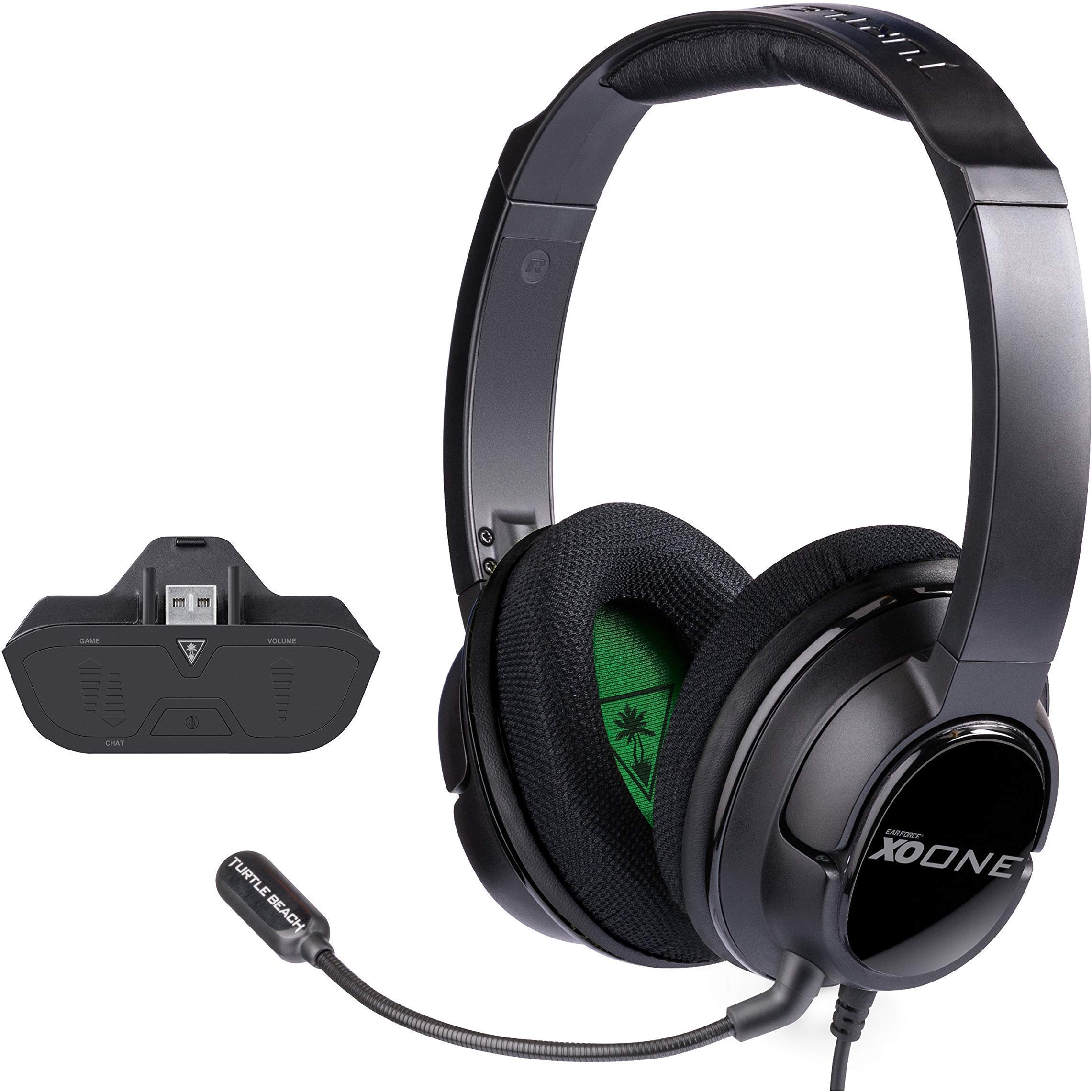 88e378851fd Amazon.com: Turtle Beach - Ear Force XO One Amplified Gaming Headset and  Headset Audio Controller- Xbox One: Video Games