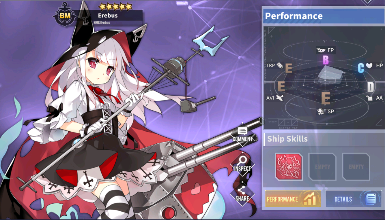 Azur Lane Ship Guide Recommended Common Rare Elite And Ssr Battleships And Battlecruisers For Your Fleet Player One