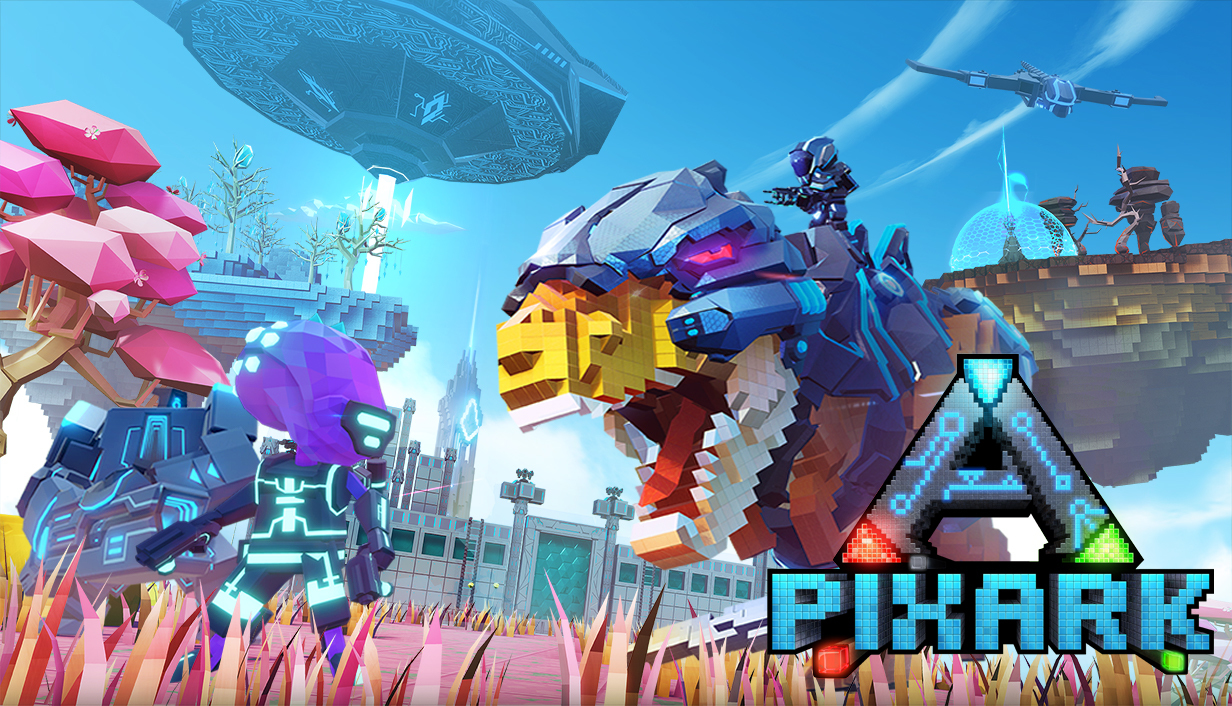 PixARK's Skyward DLC Offers 10 New Islands | Player.One