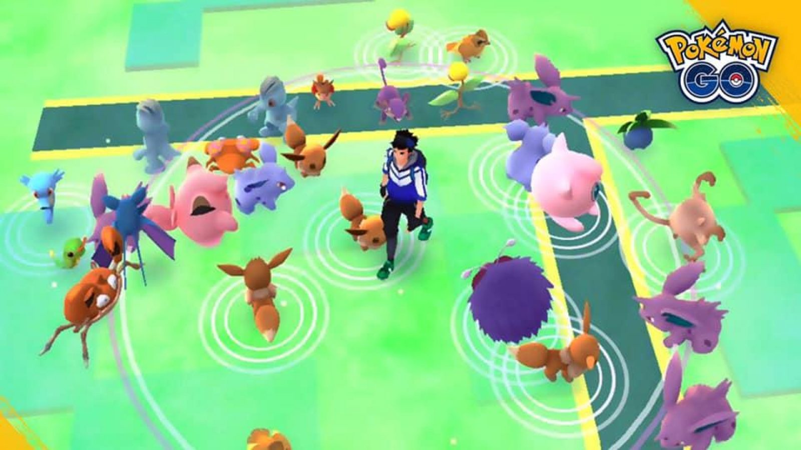 Pokémon Go Players Reporting Worldwide Spawn-Point Change | Player.One