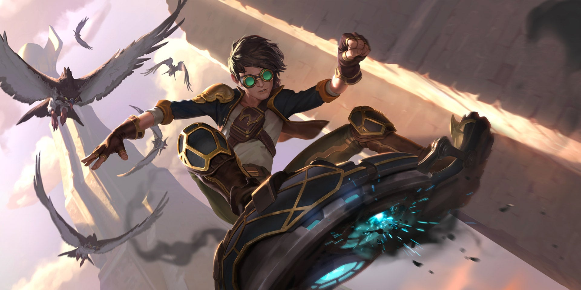 Image Result For League Of Legends Wild Rift