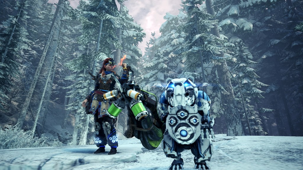 New Monsters Arrive In Monster Hunter World Iceborne S Latest
