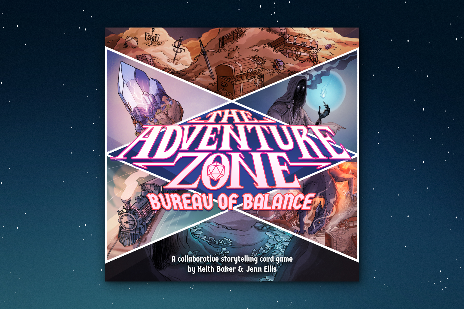 The Adventure Zone: Bureau Of Balance Game Now Available For Pre-Order  Player.One