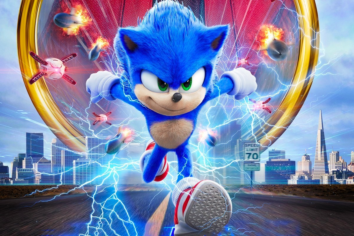 Sonic The Hedgehog Had The Biggest Opening Weekend Of Any Video Game Movie Player One