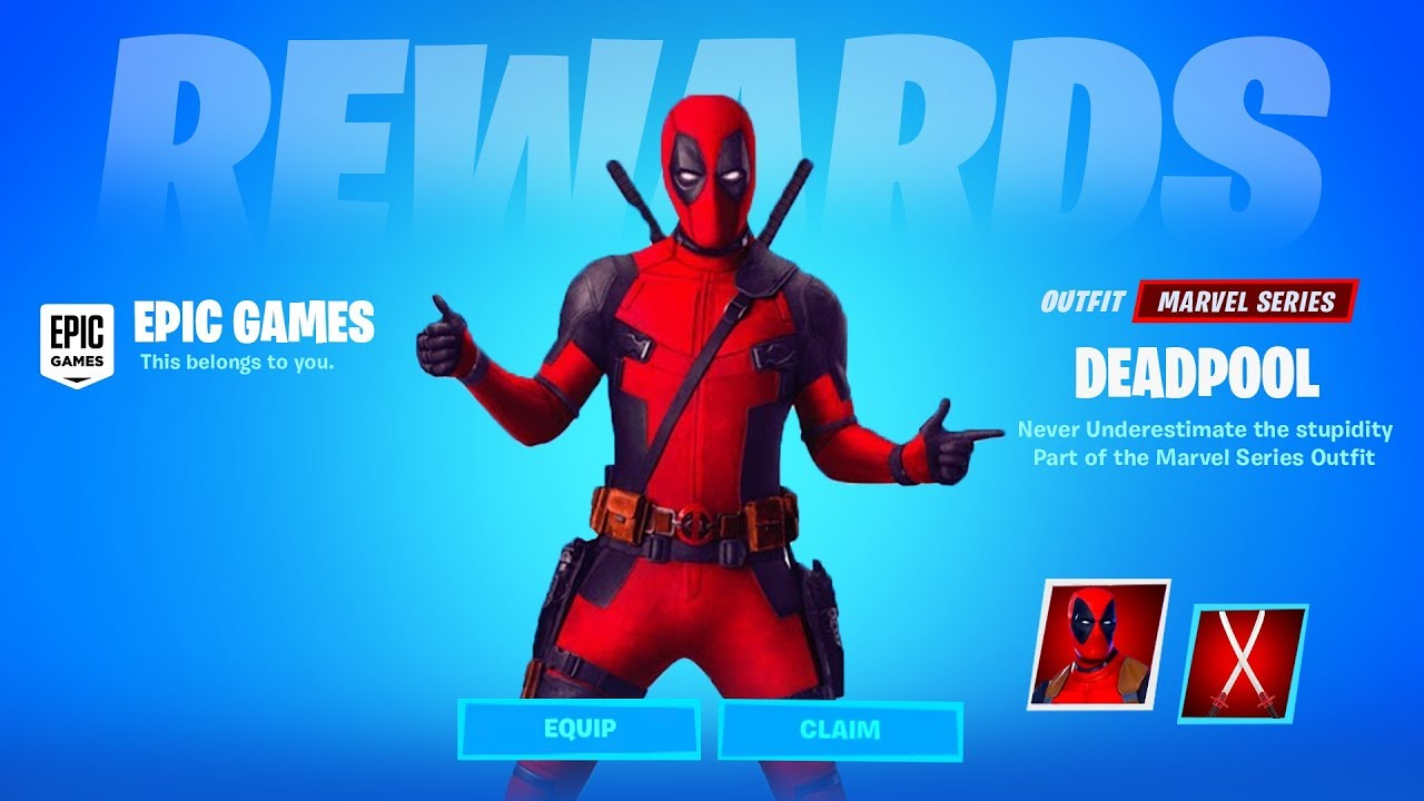 How To Unlock Deadpool In Fortnite | Player.One