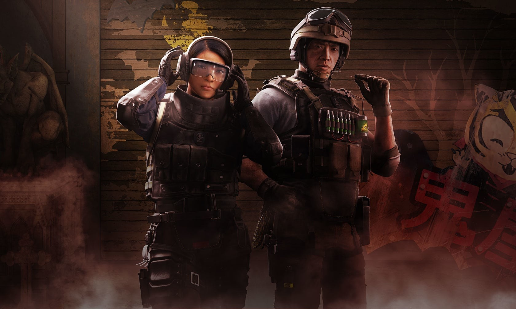 Rainbow Six Siege Taking A Look Back Player One