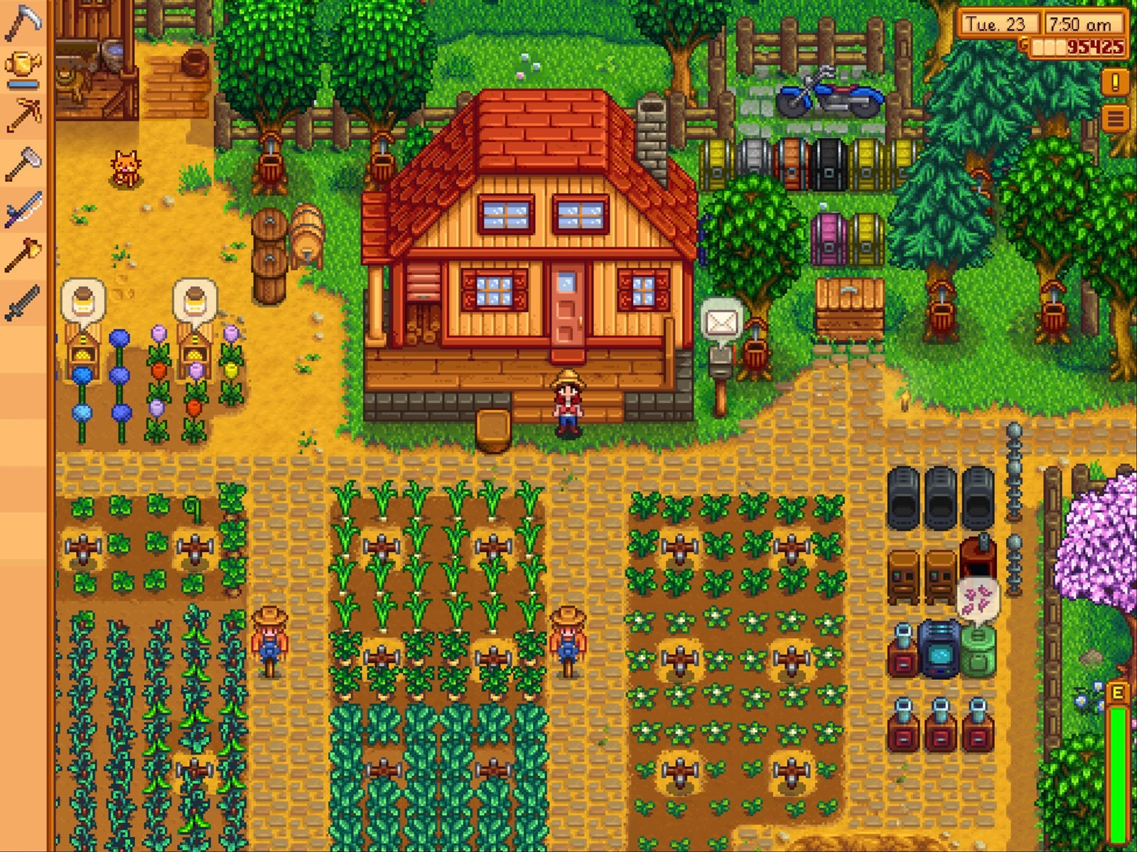 Stardew Valley Is Getting Another Free Content Update Player One I read from previous post that you don't donate the egg to museum, but what do i do with it? stardew valley is getting another free