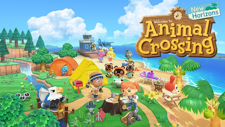 Animal Crossing New Horizons Out Now On The Switch Player One