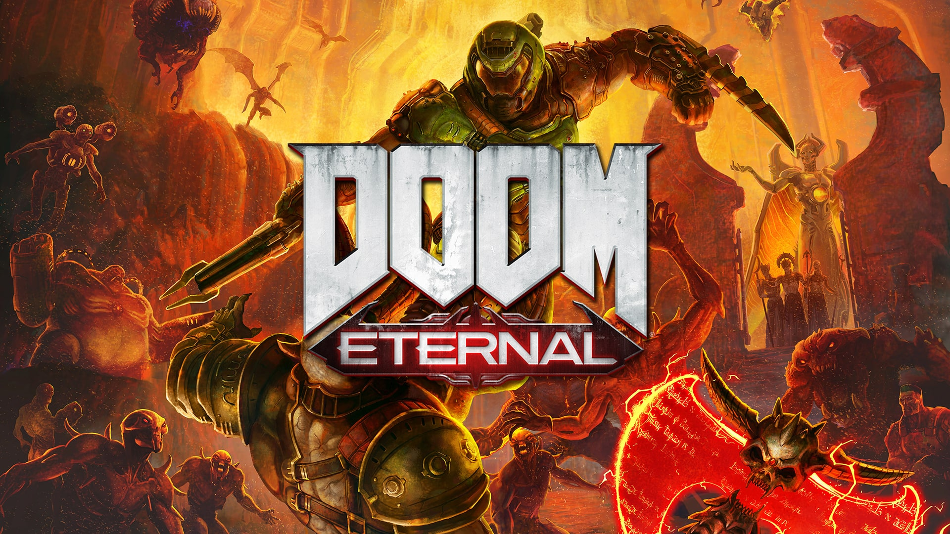 Doom Eternal S First Campaign Dlc Screenshots Released By Id