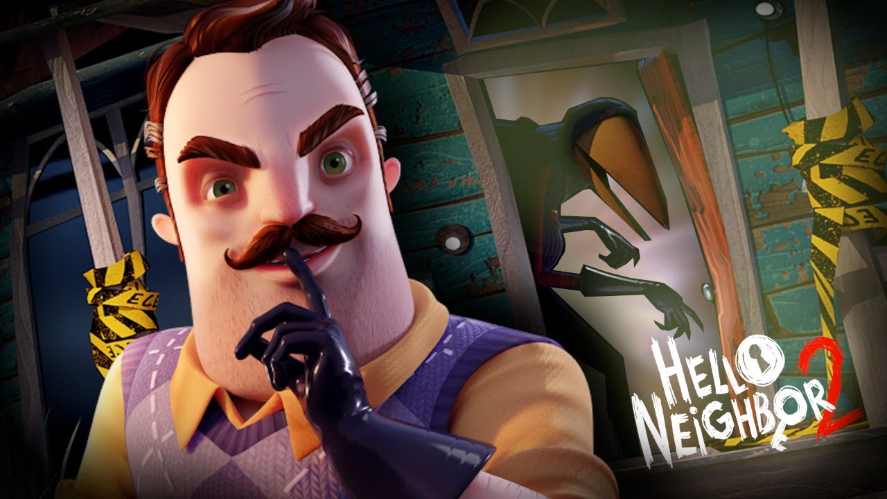 How To Download Hello Neighbor 2 Alpha 1
