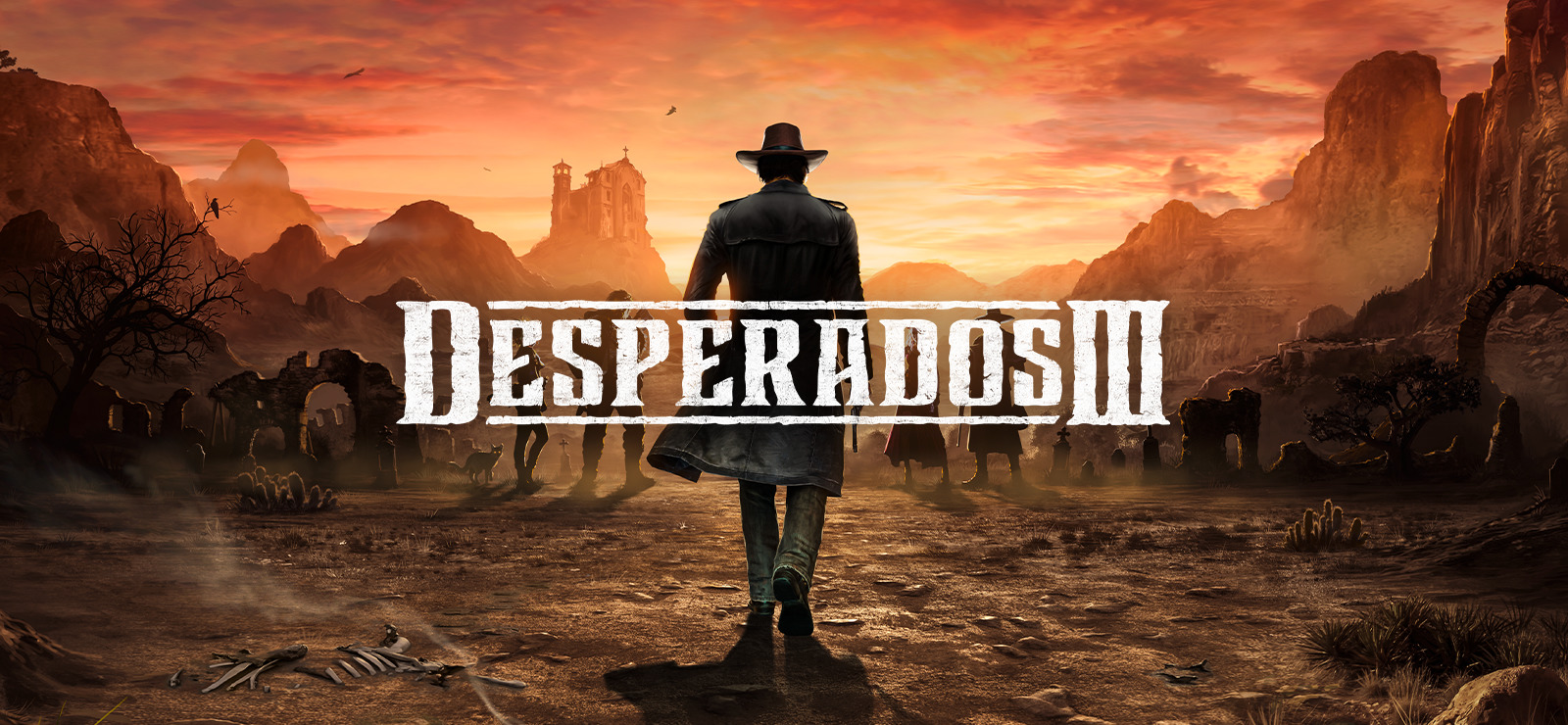 Desperados 3 September 2 Update Patch Notes New Dlc Baron S Challenges Mac Support And More Player One