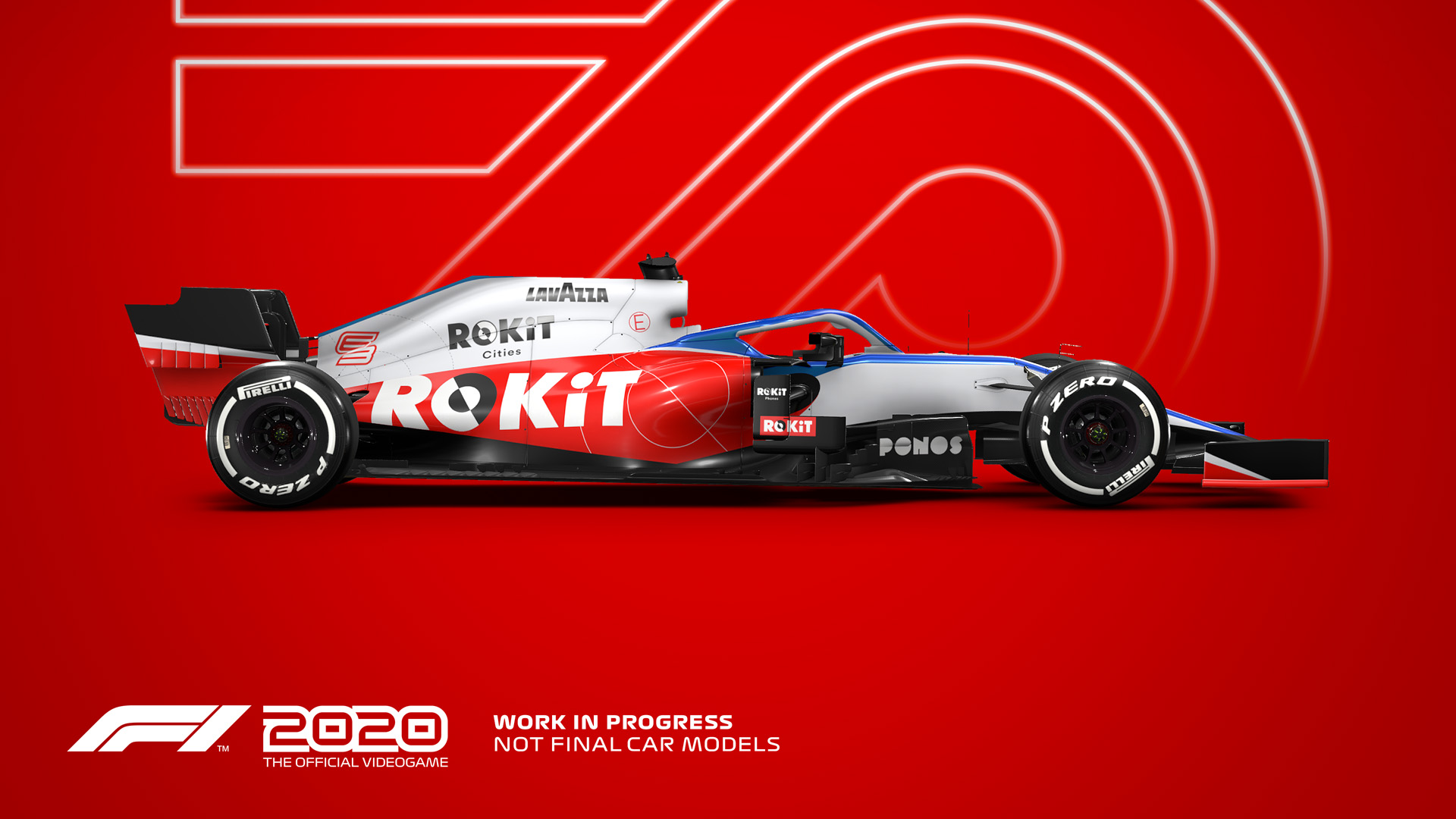 F1 2020 Update 1 09 Patch Notes Multiplayer Car In Split Screen Resizable Emblems And More Player One