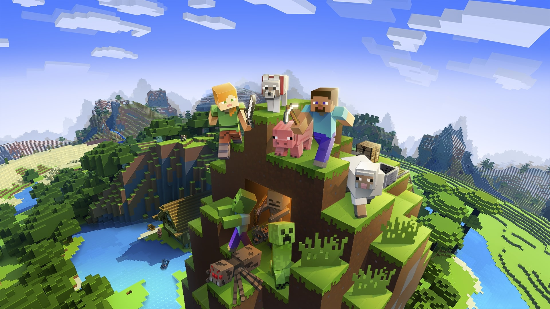 Minecraft Java Edition Snapshot 21w15a Goat Changes Bug Fixes And More Player One