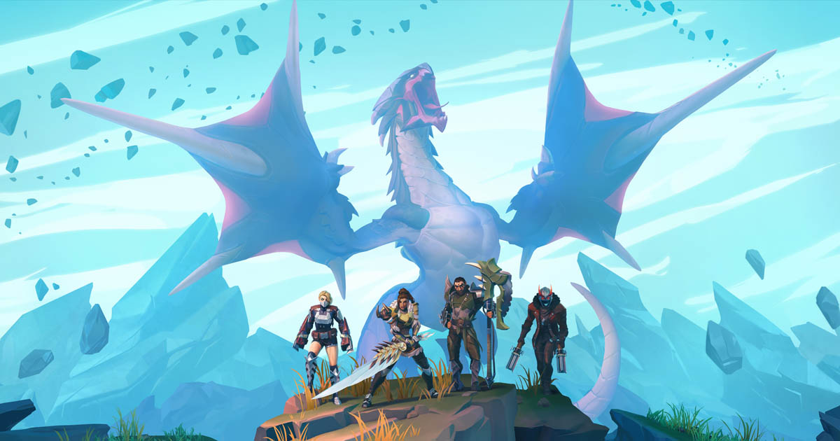 Dauntless Introduces New Slayer's Path Leveling System | Player.One