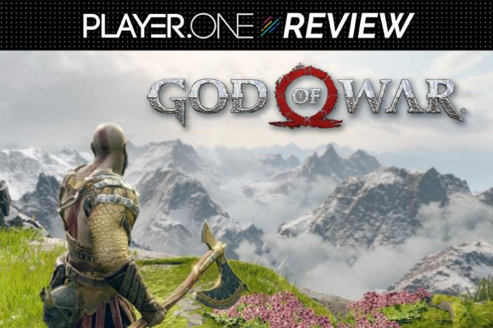 God Of War review header