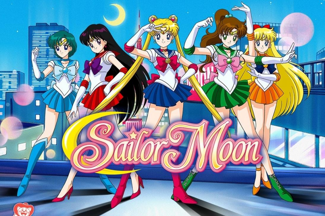 Image result for sailor moon