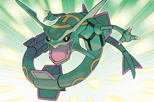 pokemon shuffle release date rayquaza event