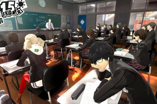 Persona 5 Quiz And Exam Answers For April May June