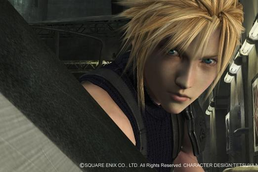 Cloud Square Enix Final Fantasy VII 7 HD Remake Dissidia Advent Children