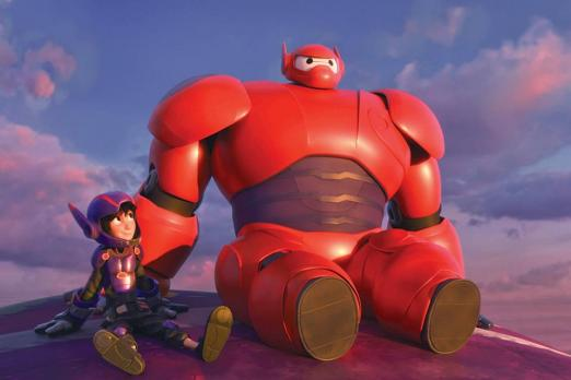 Kingdom Hearts 3' Update: 'Big Hero 6' Evil Baymax Rumor Is