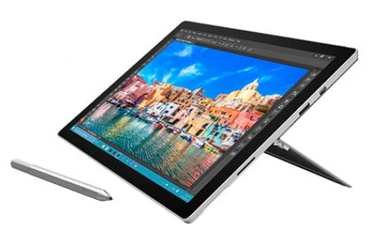 Surface Pro 4 vs. iPad Pro: Microsoft's New Tablet-Laptop Stays Ahead Of Apple