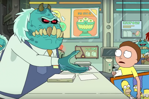 rick and morty season 2 what is the life cycle of the gobble blag