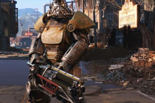 Fallout 4 Review: Post-Apocalypse Wow | Player One