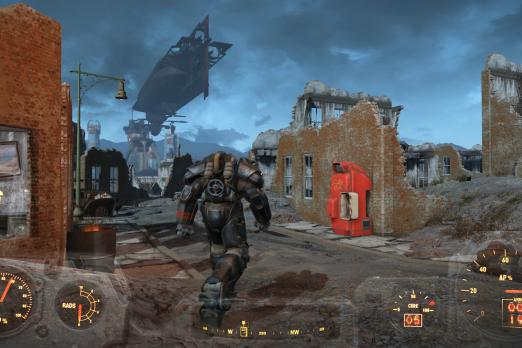Fallout 4 Radiation System Guide: Who Needs Skin? How Radiation