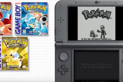 Nintendo 3ds Pokemon Games : Pokémon red blue yellow versions digital and ds bundle prices