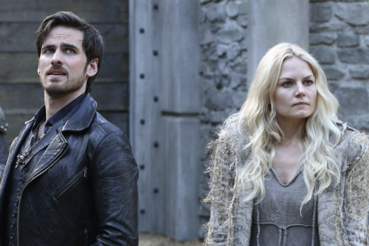 Spoilers once upon a time hook emma