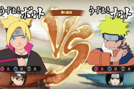 Naruto Shippuden: Ultimate Ninja Storm 4' Battle Guide