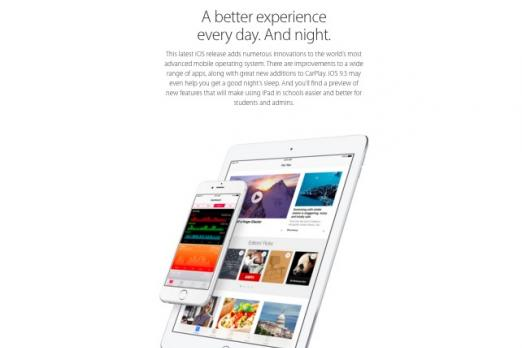 iOS 9 3 Preview: Apple To Bring Multi-User iPad, Lock For