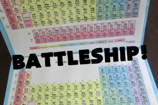 This mom made a periodic table battleship game for her kids and its periodic table battleship game karyn trip teach beside me how to urtaz Gallery