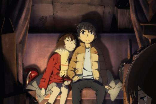 Should You Watch Erased Episode 1 Winter Anime 2015 2016 Review