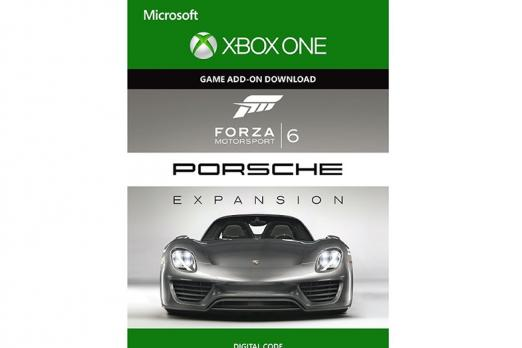 Porsche expansion pack forza 6