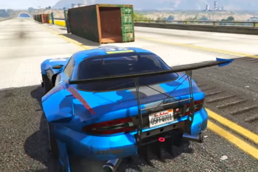 Progen T20 Is No Longer The Fastest Car In 'GTA 5': Watch
