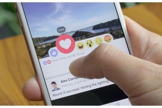 How To Use Facebook Reactions On iOS, Android And Desktop: 6 Newly