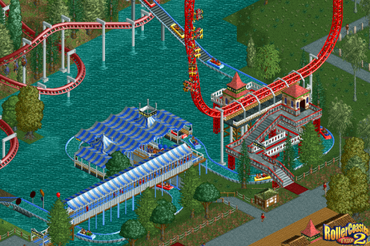 RollerCoaster Tycoon 2' Being Developed For Mobile | Player One