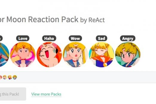 Facebook 'Reactions Pack' Replaces Emoji With Pokemon, Rage Faces