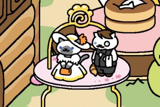 neko atsume new rare cats guide how to get apricot jeeves sapphire and ganache player one. Black Bedroom Furniture Sets. Home Design Ideas