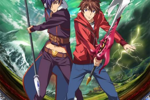 Should You Watch Endride Episode 1 Spring Anime 2016 Review