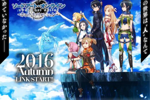 Sword Art Online Hollow Realization Gameplay Footage Shows Monster Fighting And Combos Player One
