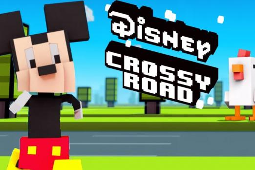 disney crossy road secret mystery characters unlock where to find tips cheats hack tricks how to game ios android