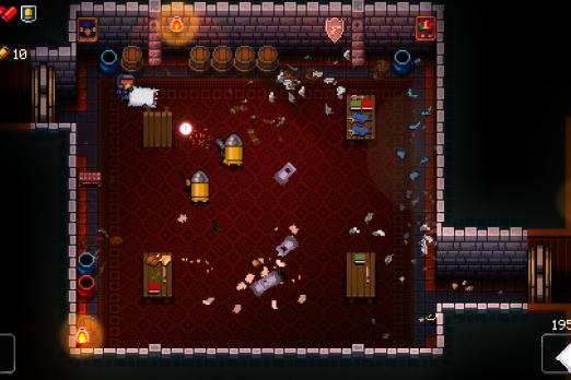 Enter The Gungeon' Tips: How To Find Secret Rooms