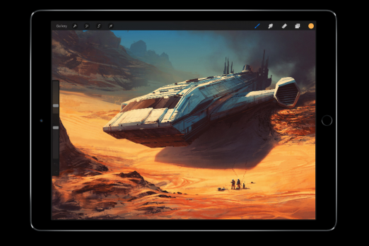 iPad Pro: Best 3 Drawing Apps To Use With An Apple Pencil